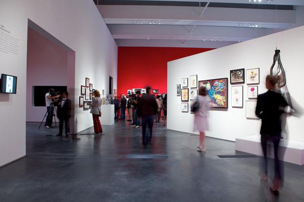 Exposition Tim Burton à la cinémathèque de Paris 14