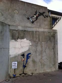 16 streetart creatif design vol9 50 street art fun et créatifs – vol 9