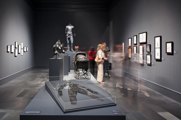 Exposition Tim Burton à la cinémathèque de Paris 18