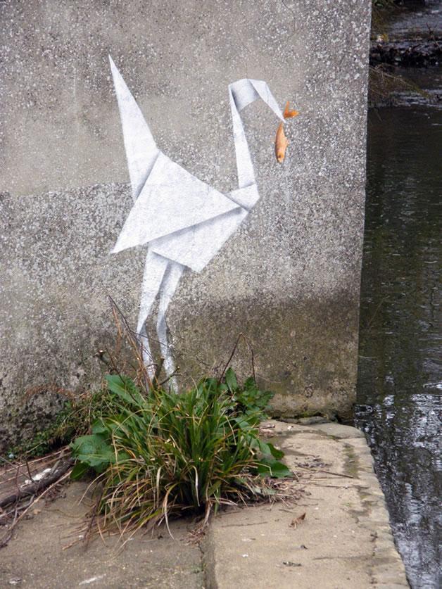 17 streetart creatif design vol9 50 street art fun et créatifs – vol 9