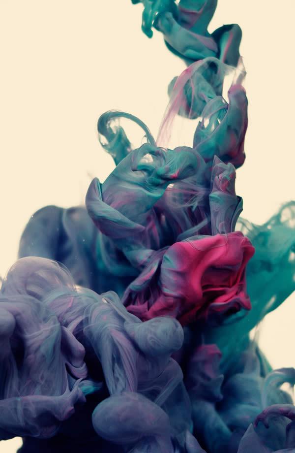 Photos de couleurs dans de l'eau par Alberto Seveso 4