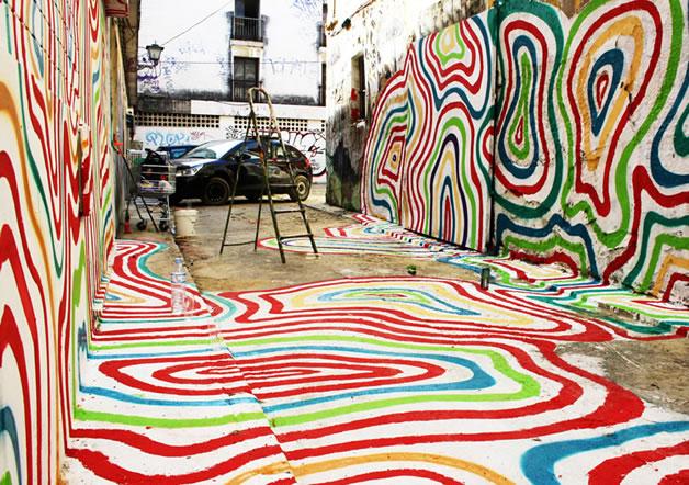 22 streetart creatif design vol9 50 street art fun et créatifs – vol 9