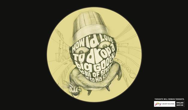 80 publicités designs et créatives de Mars 2012 27