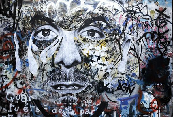 27 streetart creatif design vol9 50 street art fun et créatifs – vol 9
