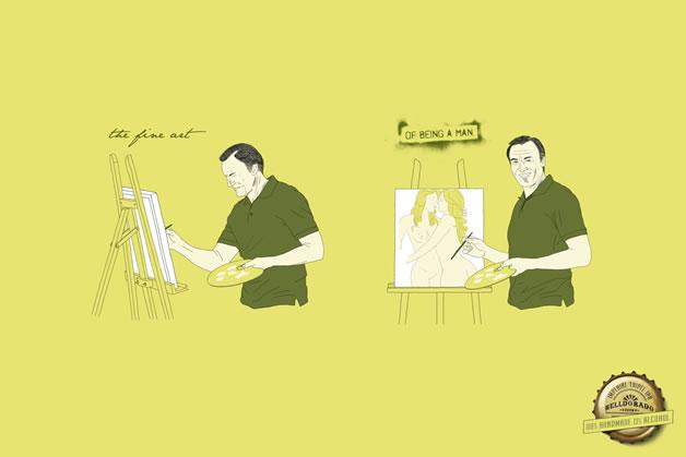 80 publicités designs et créatives de Mars 2012 32