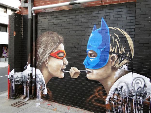 30 streetart creatif design vol9 50 street art fun et créatifs – vol 9