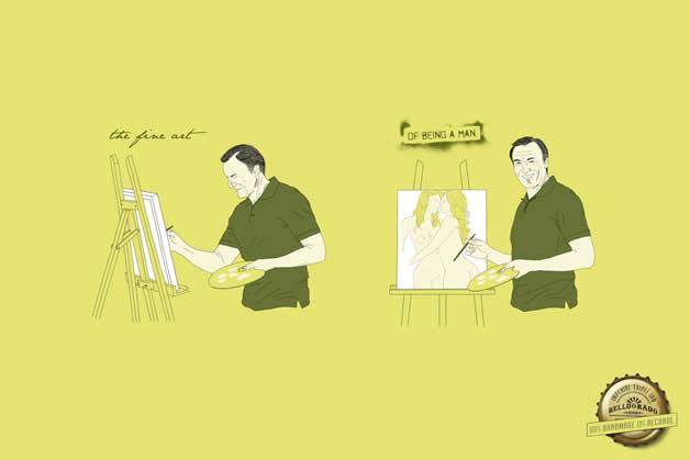 78 publicités designs et créatives de Février 2012 33