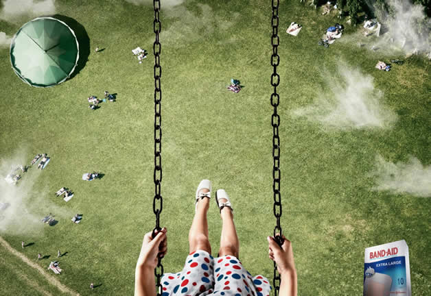 78 publicités designs et créatives de Février 2012 35