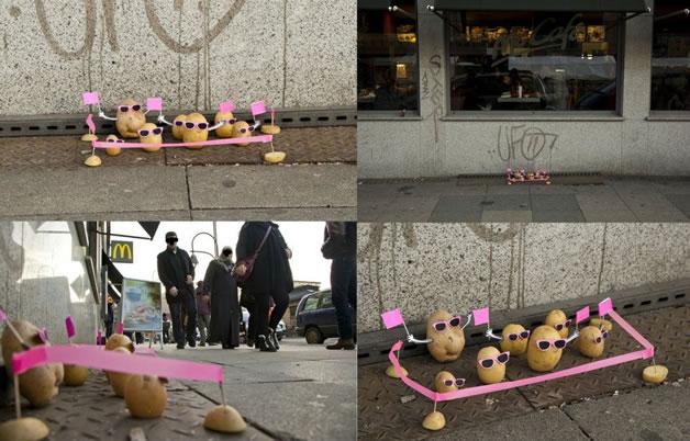 39 streetart creatif design vol9 50 street art fun et créatifs – vol 9