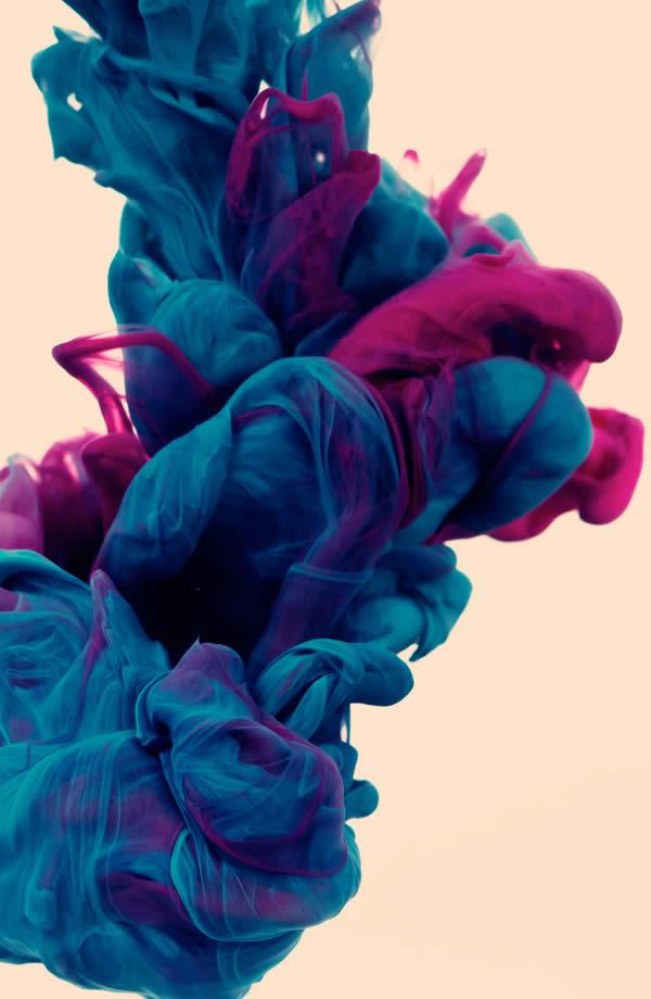 Photos de couleurs dans de l'eau par Alberto Seveso 6