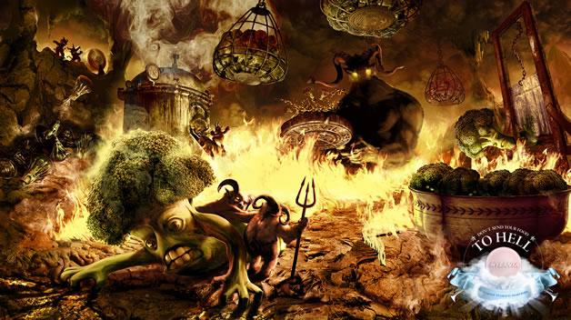 80 publicités designs et créatives de Mars 2012 42