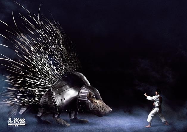 80 publicités designs et créatives de Mars 2012 45