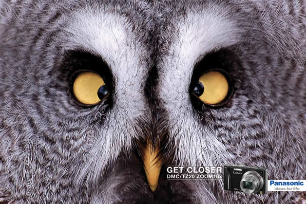 78 publicités designs et créatives de Février 2012 46