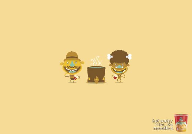 78 publicités designs et créatives de Février 2012 47