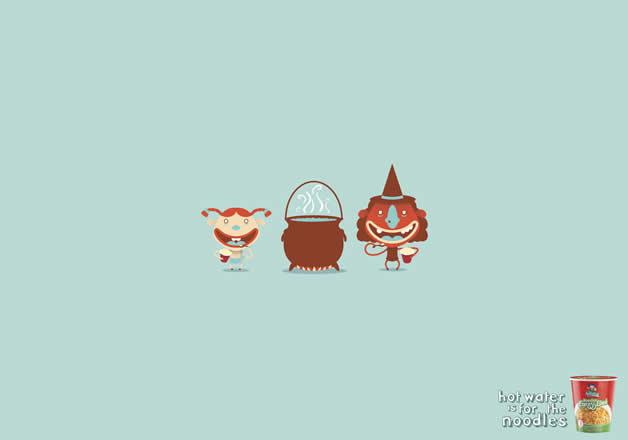 78 publicités designs et créatives de Février 2012 48