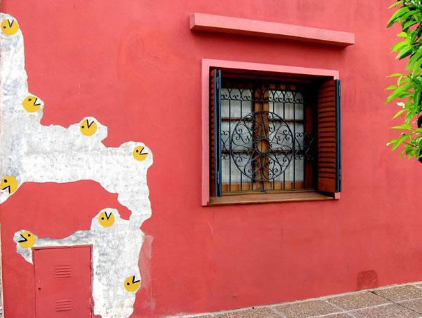 46 streetart creatif design vol9 50 street art fun et créatifs – vol 9