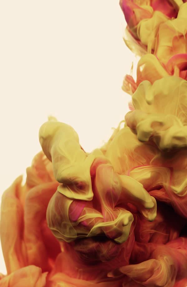 Photos de couleurs dans de l'eau par Alberto Seveso 7