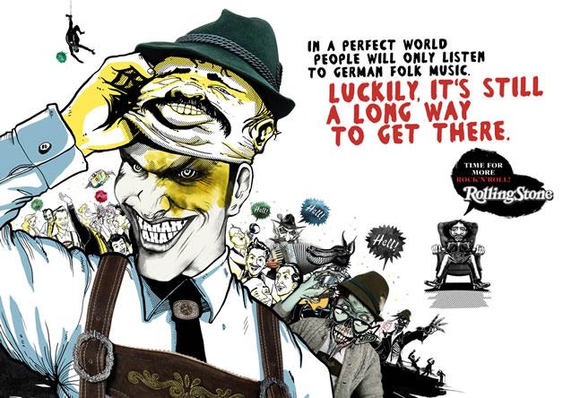 80 publicités designs et créatives de Mars 2012 56
