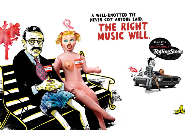 80 publicités designs et créatives de Mars 2012 58