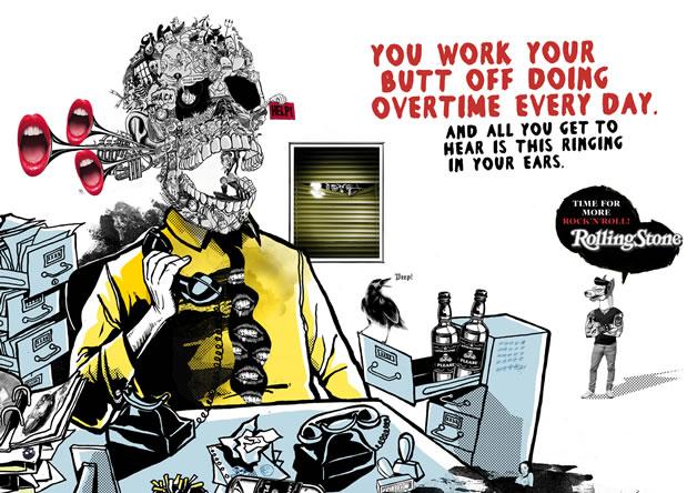 80 publicités designs et créatives de Mars 2012 59