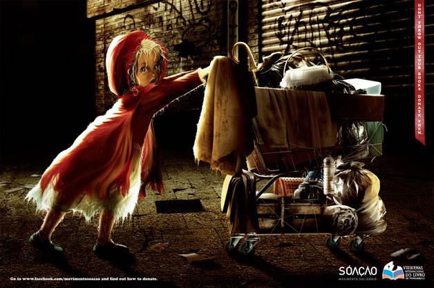 80 publicités designs et créatives de Mars 2012 61