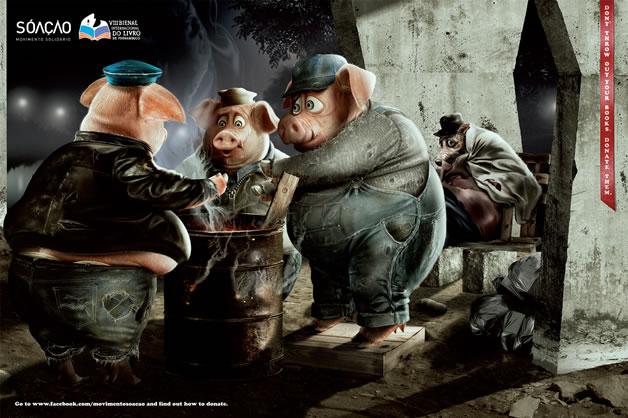 80 publicités designs et créatives de Mars 2012 62