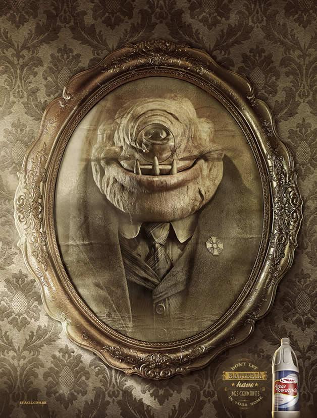 78 publicités designs et créatives de Février 2012 66
