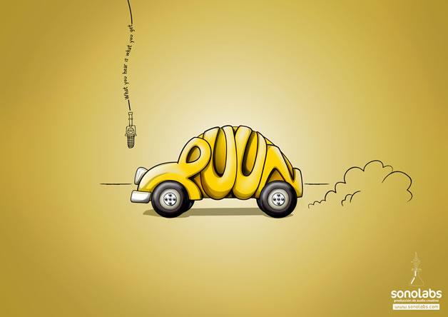 80 publicités designs et créatives de Mars 2012 67