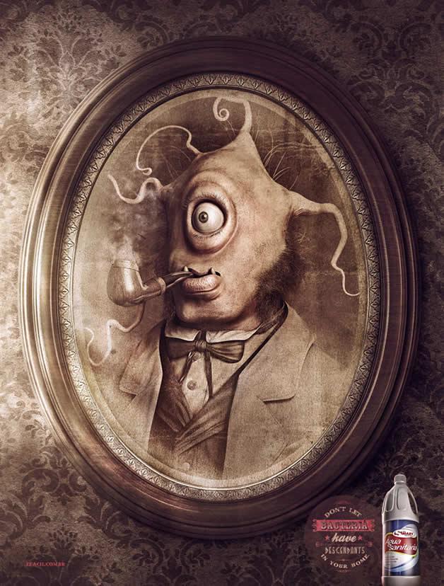78 publicités designs et créatives de Février 2012 67