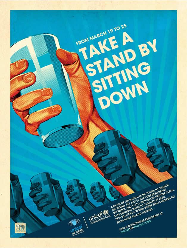 78 publicités designs et créatives de Février 2012 75
