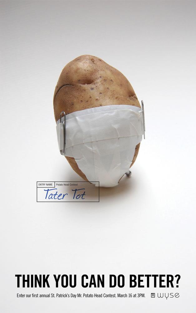 80 publicités designs et créatives de Mars 2012 79