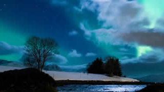 Arctic Motion - Des Aurores Boréales sublimes