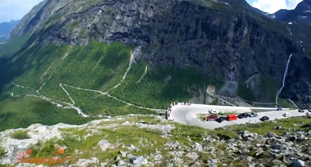Dream Lines Part III Wingsuit