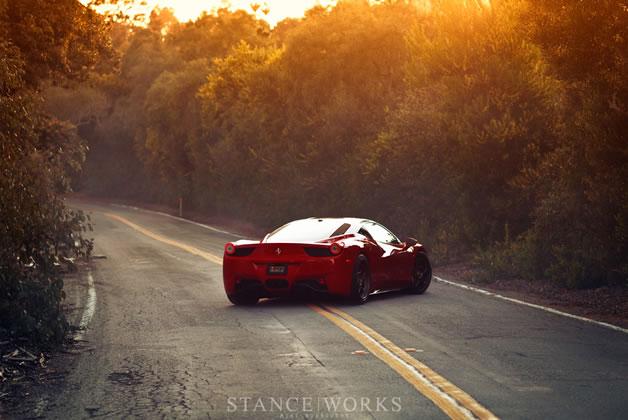 Ferrari 458 Italia Vintage HRE 3
