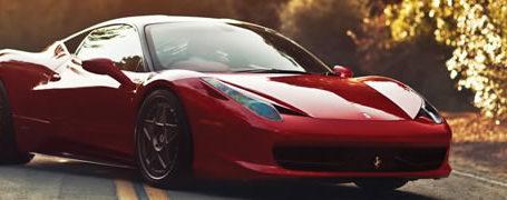 Ferrari 458 Italia Vintage HRE 6