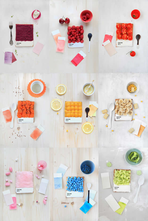Un petit déjeuner aux couleurs Pantone ! 2