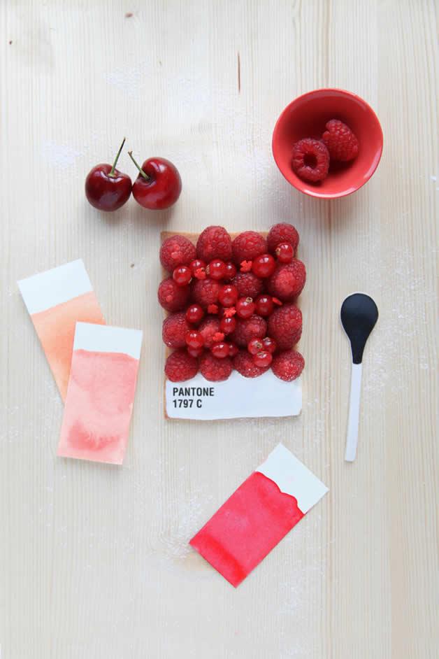 Un petit déjeuner aux couleurs Pantone ! 4