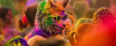 Holi Festival 2012 par Scott Jarvie 1
