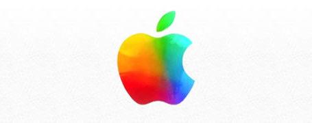 Nouveau Logo Apple et ses déclinaisons produits 3