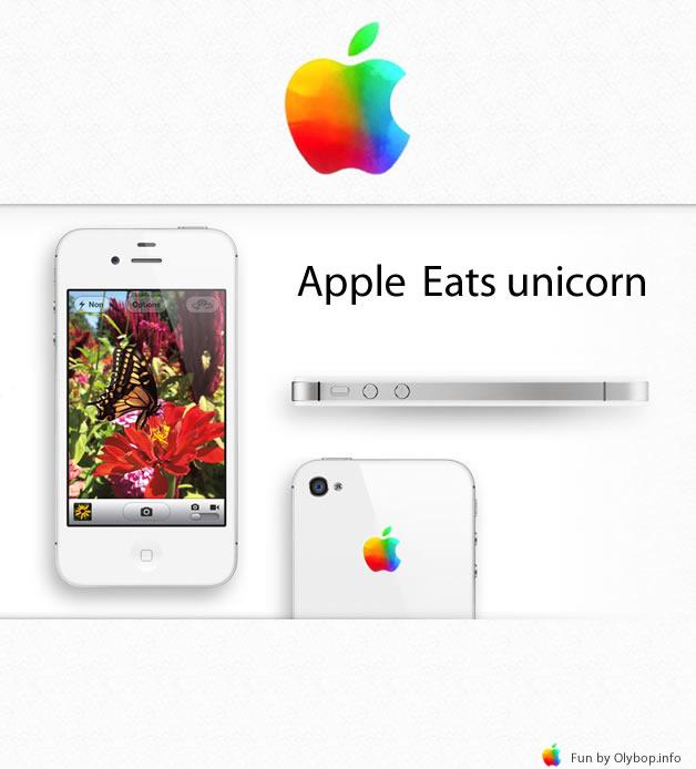 Nouveau Logo Apple et ses déclinaisons produits 6
