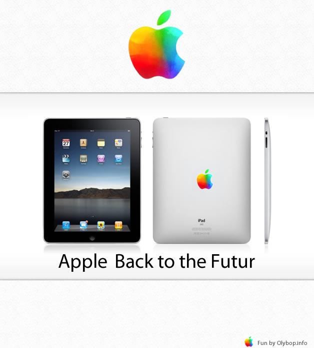 Nouveau Logo Apple et ses déclinaisons produits 4