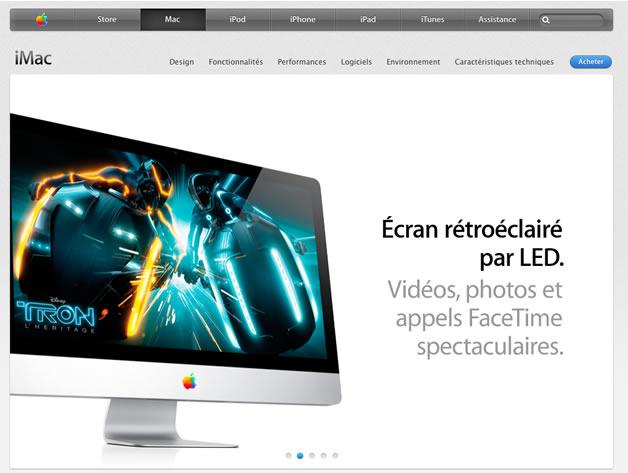 Nouveau Logo Apple et ses déclinaisons produits 2