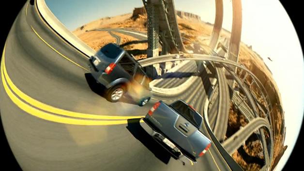 The Chase - le court métrage d'une course poursuite explosive 3