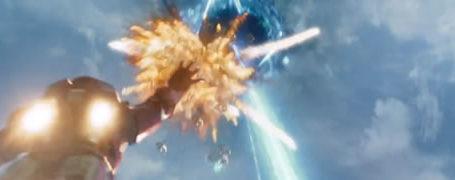 Trailer officiel du film The Avengers Assemble de Marvel 10