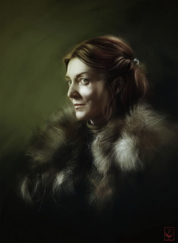 Superbes FanArts Game of Thrones  5