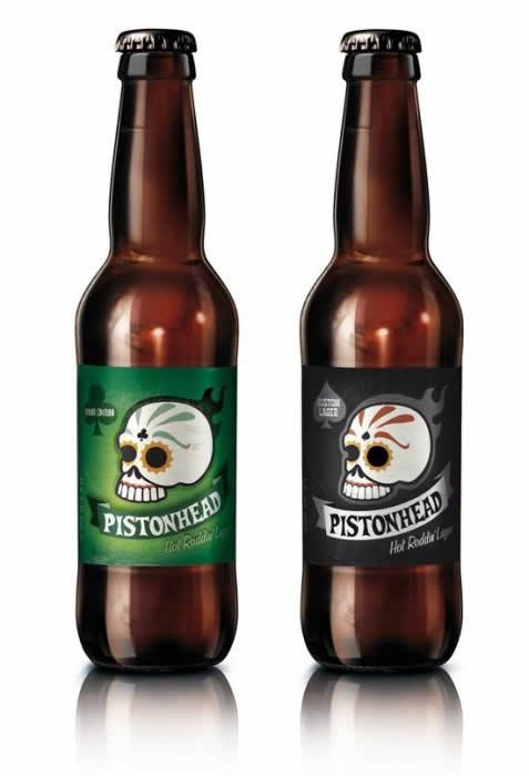 90 Packaging de bouteilles de Bières Design et créatifs 6