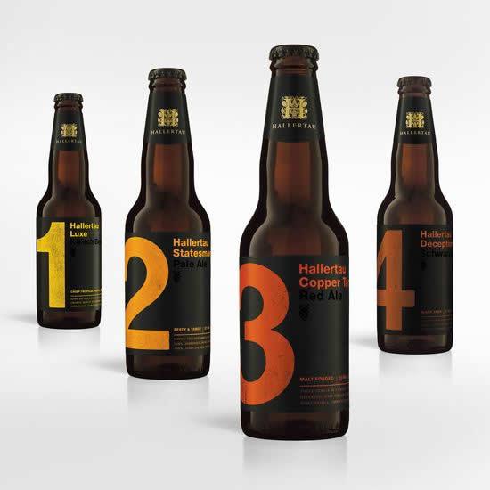 90 Packaging de bouteilles de Bières Design et créatifs 8