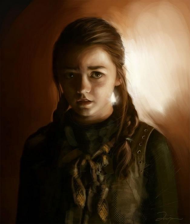Superbes FanArts Game of Thrones  8