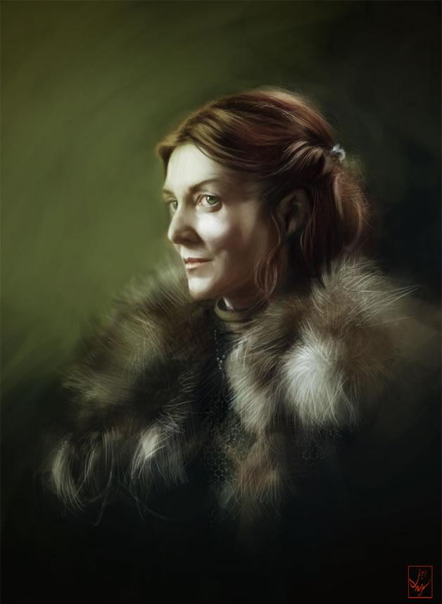 Superbes FanArts Game of Thrones  9