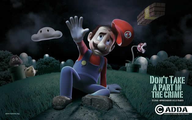 100 publicités designs et créatives d'avril 2012 2